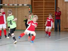TSV G-Jugend in Unterthingau 07.03.2015